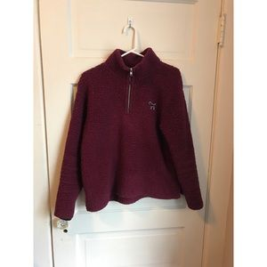 PINK Victoria's Secret Sweaters - Sherpa Pullover